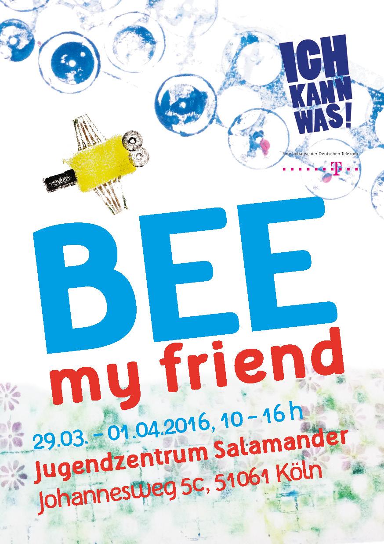 Flyer_Bienen